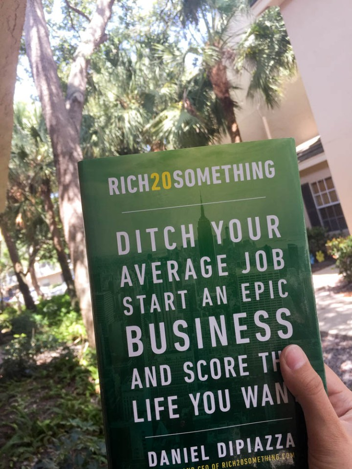 Book Review: Rich20Something