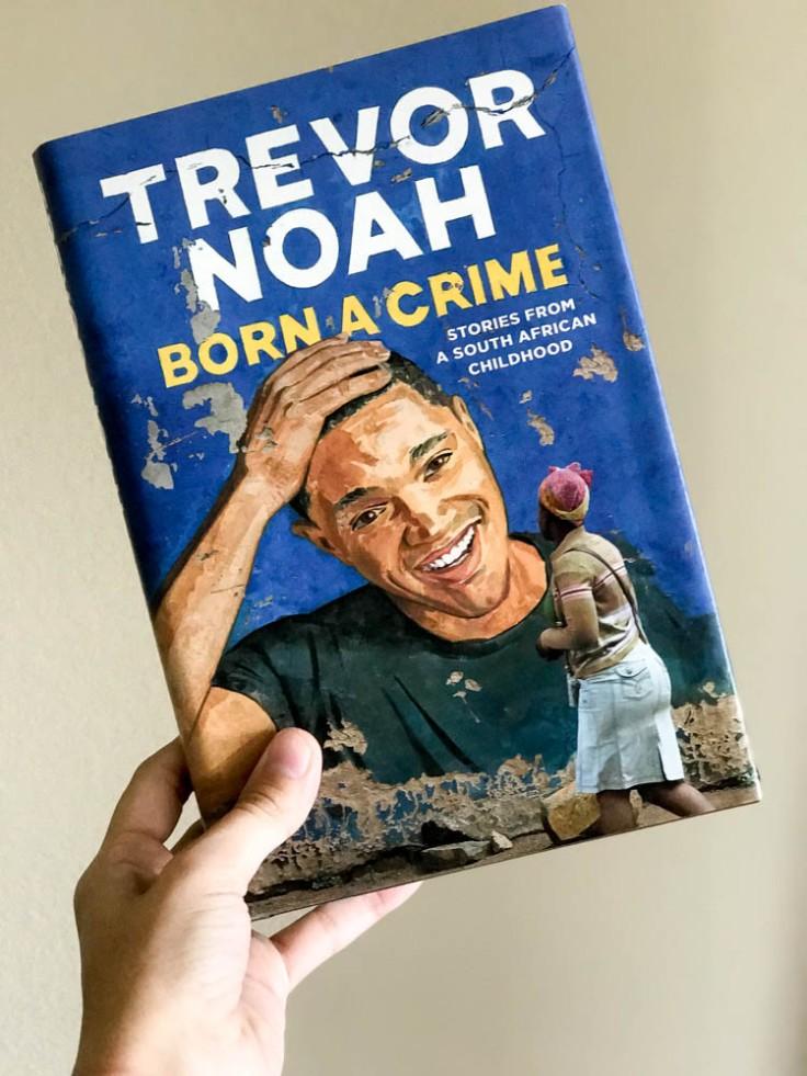 trevor noah book