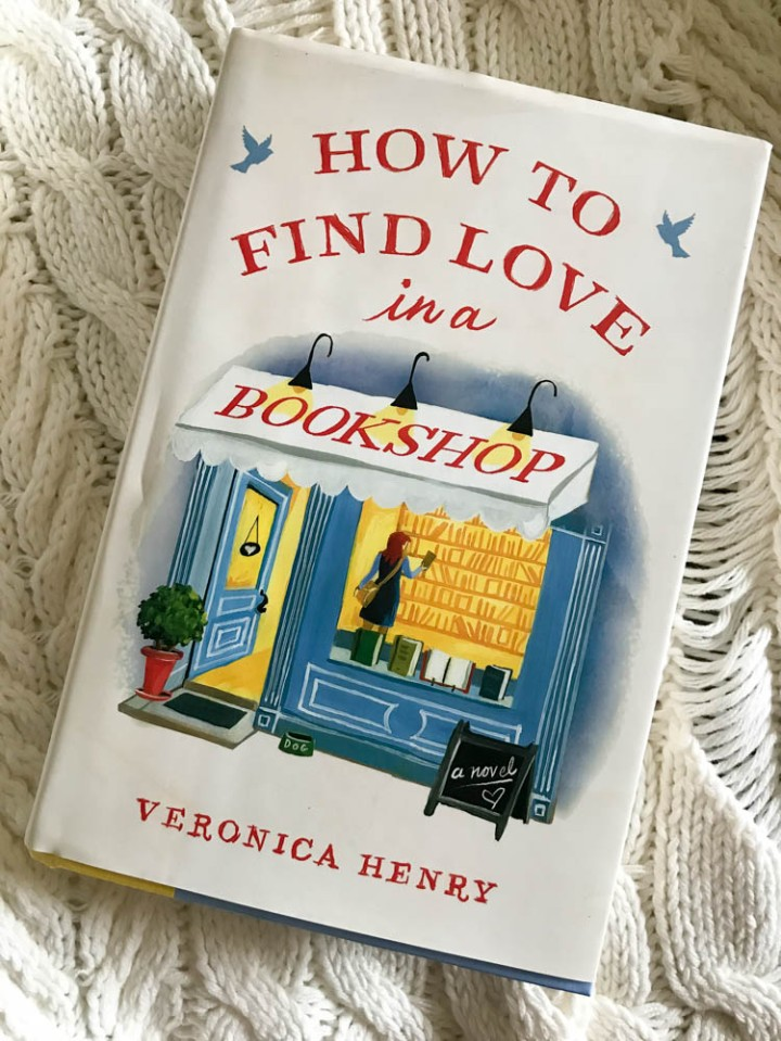 How to Find Love in a Bookshop by VeronicaHenry