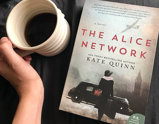 The Alice Network by KateQuinn